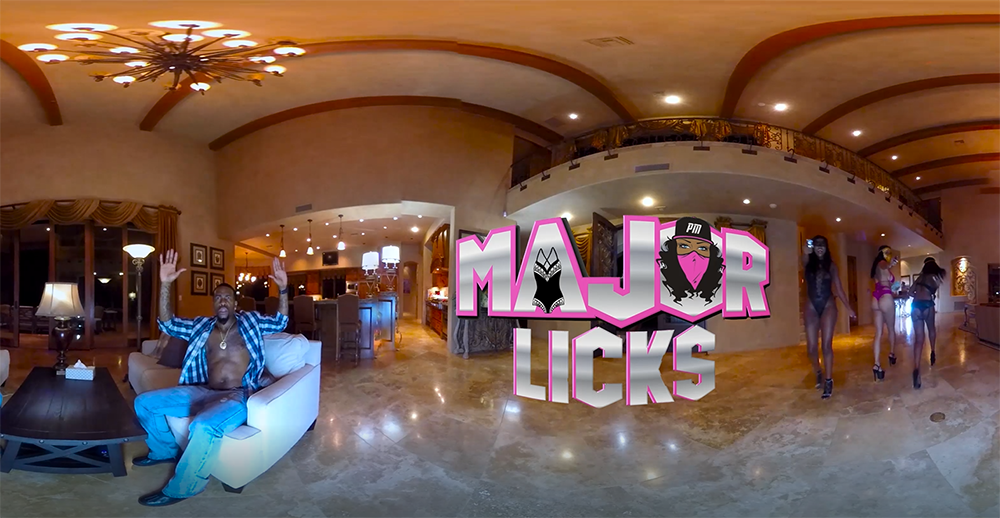 Major Licks - The Movie